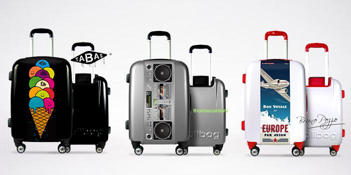 valise rigide originale lipault valise souple cabine. Black Bedroom Furniture Sets. Home Design Ideas