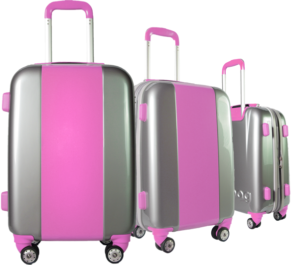 Valise Classic N°4 Pink