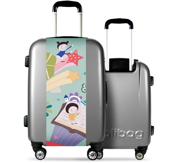 Suitcase Nursery Rhyme
