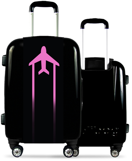 Valise Classic N°1 Pink