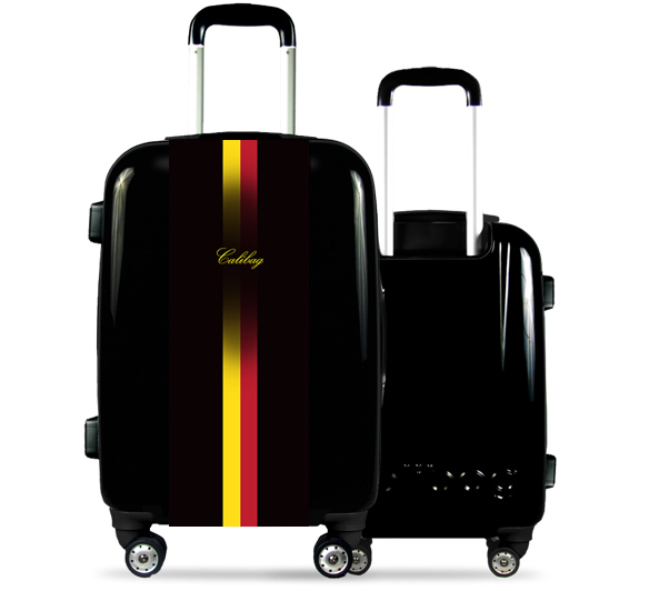 2015 Germany Suitcase