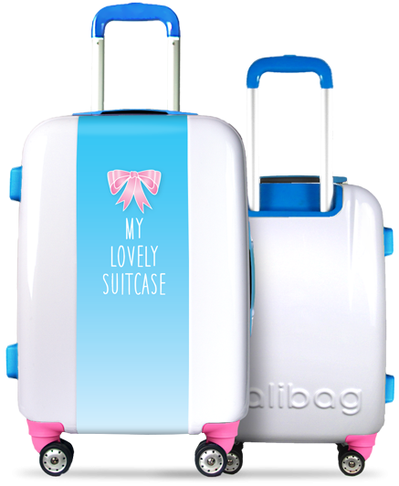 """My lovely Suitcase"" Suitcase"