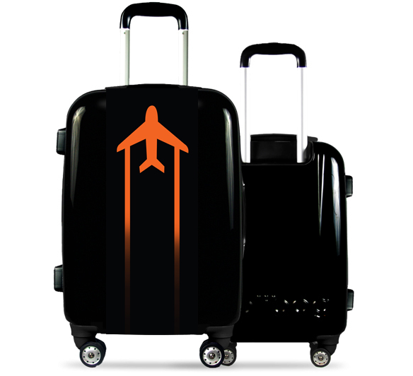 Valise Classic N°1 Orange