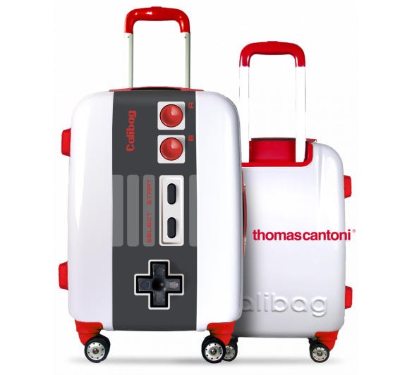 Retro Gamepad Thomas Cantoni ®