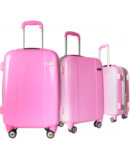 Valise Classic N°3 Pink