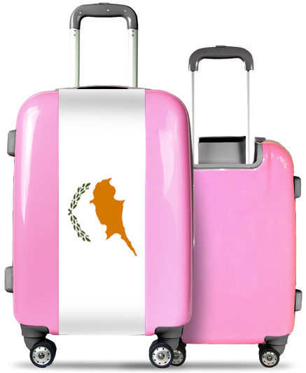 Pink Suitcase Cyprus