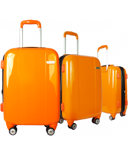 Valise Classic N°3 Orange
