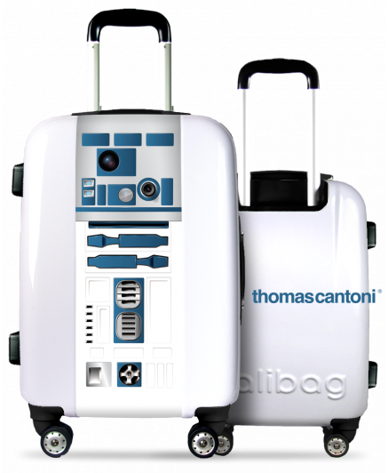 Android Suitcase by Thomas Cantoni ©