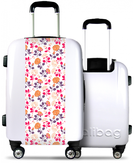 """Seamless"" Suitcase"