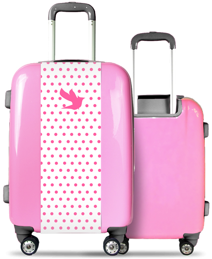 Valise Classic N°2 Pink