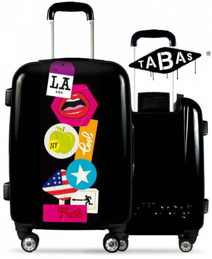 """Fresh"" Suitcase By Tabas™"