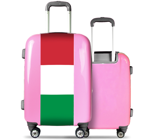 Pink Suitcase Hungary