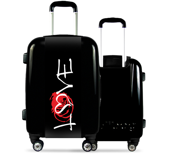 La valise saint valentin love