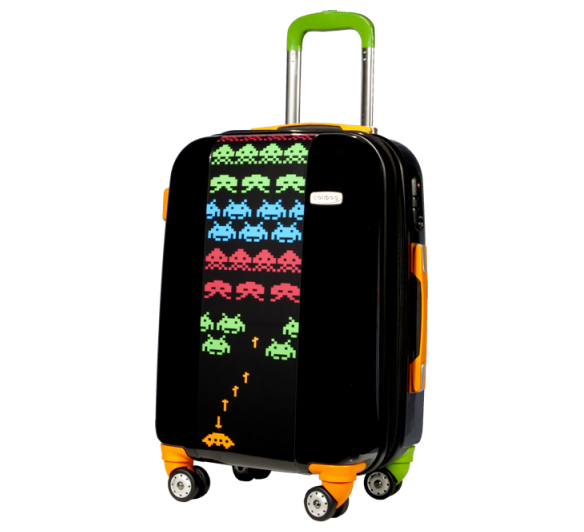 Valise Space Invaders