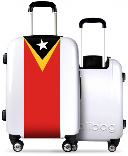 White Suitcase East Timor
