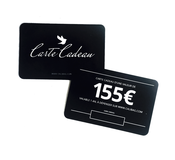 Gift card of 155 €