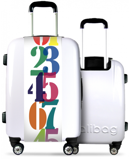 Numbers Suitcase